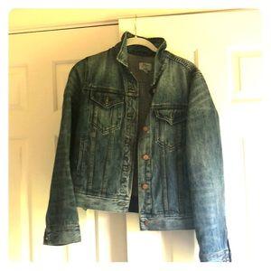 J Crew Denim Jacket, barely worn